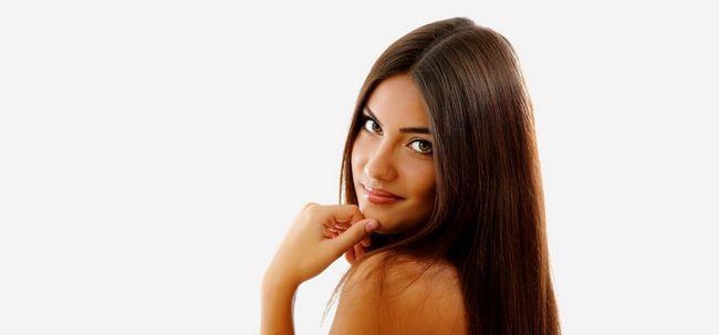Erstaunlich DIY Rezepte und Vitamin Hacks für starke und schöne Haare Foto