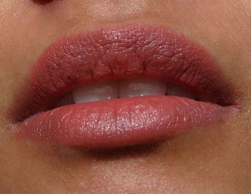 colorbar Samt matte Lippenstift blank