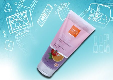 VLCC Gesicht zu waschen
