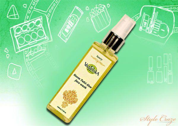 Vedantika Herbals Neem Tulsi Aloe Face Wash