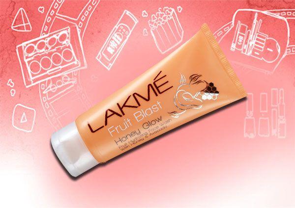 Lakme Fruit Explosion Honig Glow Feuchtigkeitsspend Facewash mit Honig & Avacado