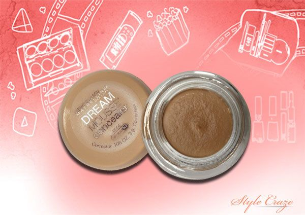 Maybelline Traum Mousse Concealer