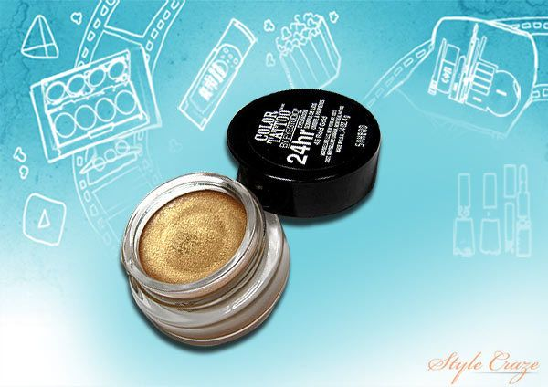 maybelline Farbe Tattoo Muster