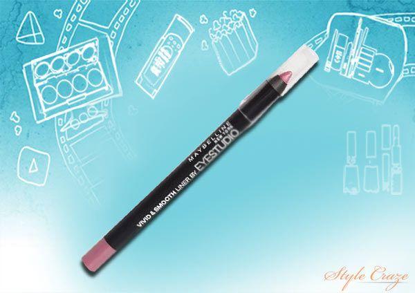 maybelline lebendige und glatte Bleistifte Farbe Auge