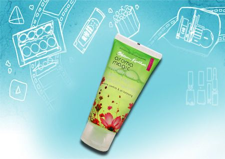 Aroma Magic Neem & Tea Tree Face Wash für fettige Haut
