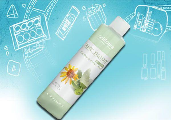 Pure Nature Bio Beruhigende Face Wash