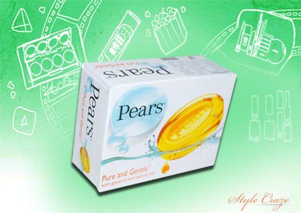 Birnen Pure & zart Soap