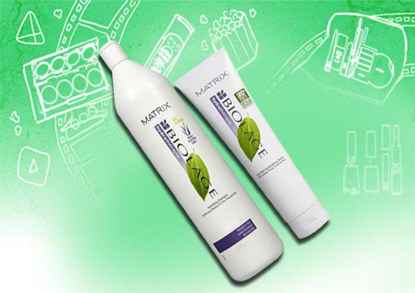 Matrix Biolage extrem feuchtigkeitsspendende Shampoo