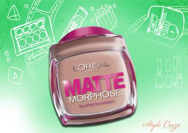 loreal matt morphose Stiftung