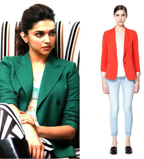 Deepika Padukone Dressing Stil