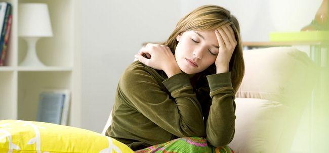 Kann Sauerstofftherapie Migräne und Kopfschmerzen lindern? Foto