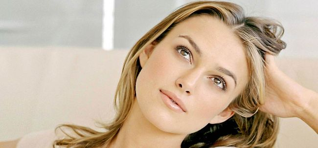 Celebrity Frisuren! Keira Knightley Foto
