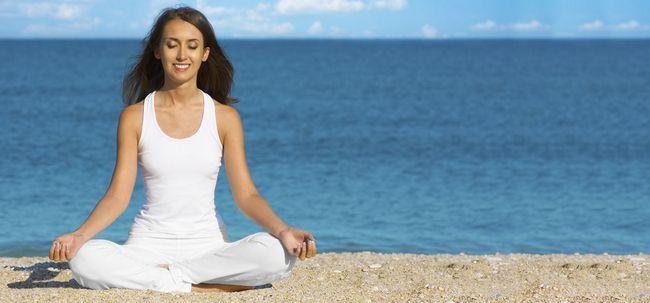 Entdecken Ruhe: Versuchen Jiva Meditation & genießen Sie die immensen Vorteile Foto