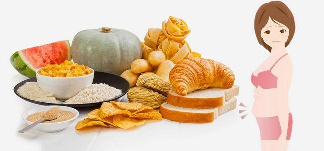Sind Kohlenhydrate Hilfe bei der Gewichtszunahme? Foto