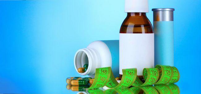 Haben bestimmte Medikamente Blei gewinnen, um Gewicht? Foto
