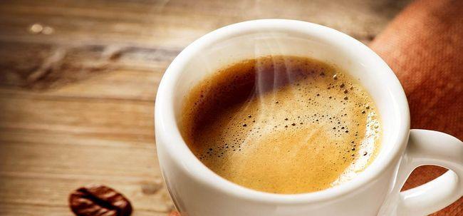 Hat Trinken Kaffee erhöht den Stoffwechsel? Foto