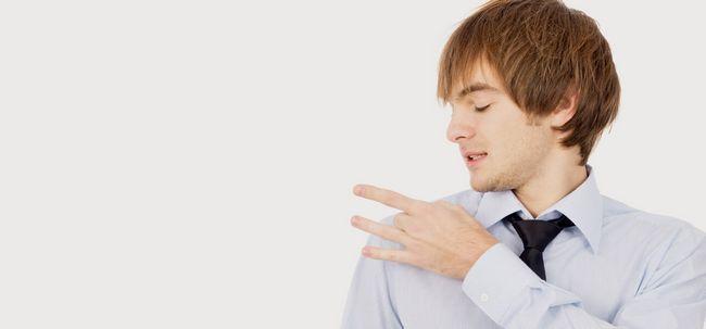 Hat Stress verursachen Schuppen? Foto