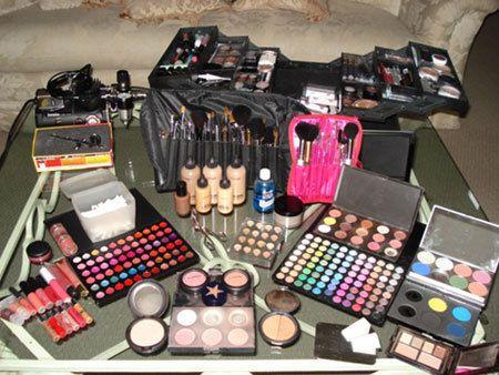 Make-up-Kit für alle Hauttöne