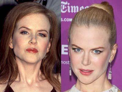 latst Frisuren für Hollywood Celebrity