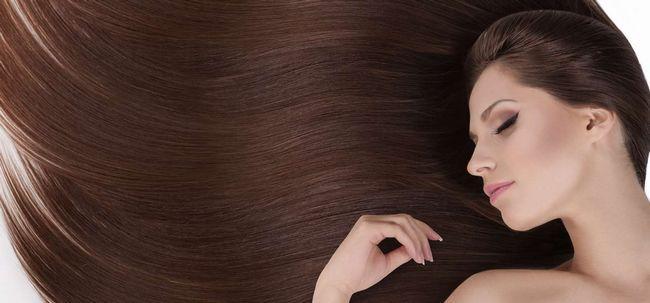 Home Remedies für Haar-Probleme Foto