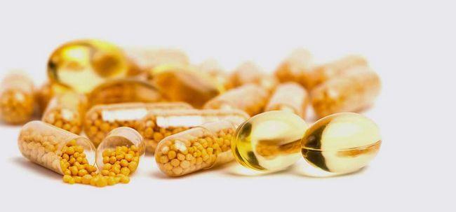 Wie kann Vitamine helfen, Gewicht zu reduzieren? Foto