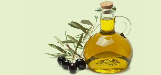 Wie behandelt Olivenöl Hilfe Haarausfall Foto