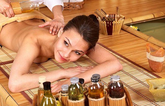 Wie nur wenige Minuten der Massage einmal pro Woche kann viele Jahre in Ihr Leben! Foto