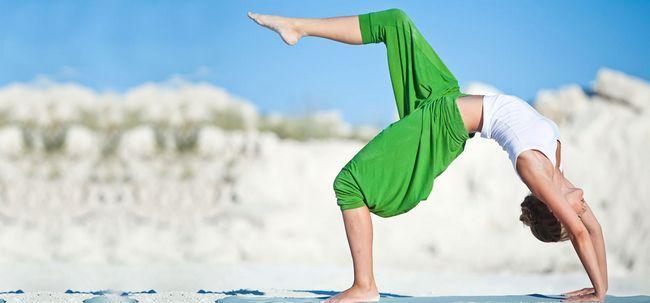 Wie viele Kalorien hat Yoga wirklich brennen? Foto