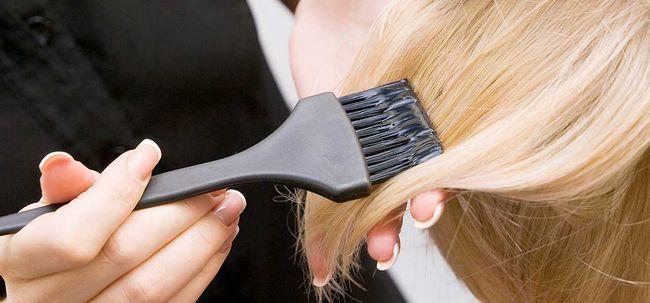 Wie Bleach Hair - Detaillierte Schritt für Schritt Anleitung mit Bildern Foto