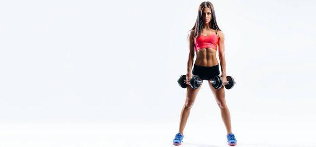 Wie Schulter zucken Übung zu tun? Foto