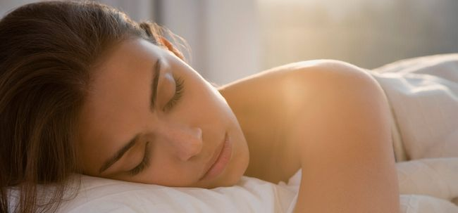 Wie Asleep Schnell fallen? Foto