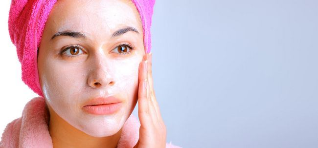 How To Make Mask Grape Gesicht zu Hause? Foto