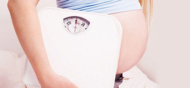 Wie Sie Ihre Gewichtszunahme während der Schwangerschaft verwalten? Foto