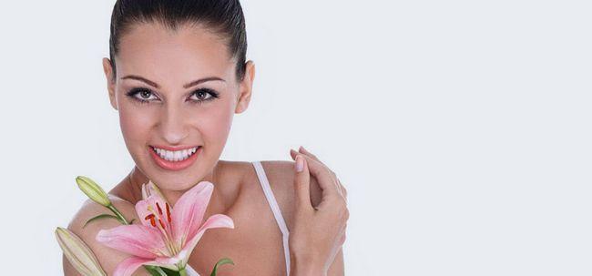Wie Gesichts-Haarwuchs zu verhindern? Foto