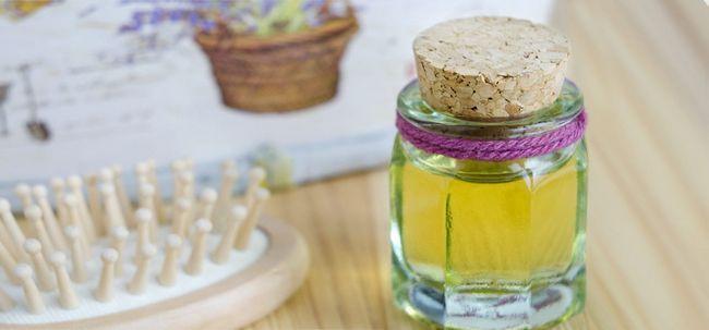 Wie Castor Oil Verwendung Zur Behandlung von Hautschuppen? Foto