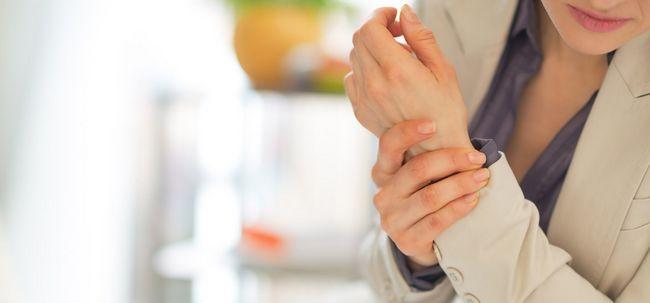 Wie Castor Öl zu verwenden Arthritis zu behandeln? Foto