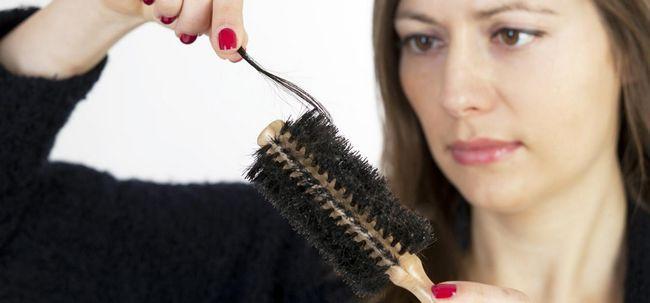 Wie Verwenden von Knoblauch Shampoo für Haarausfall? Foto