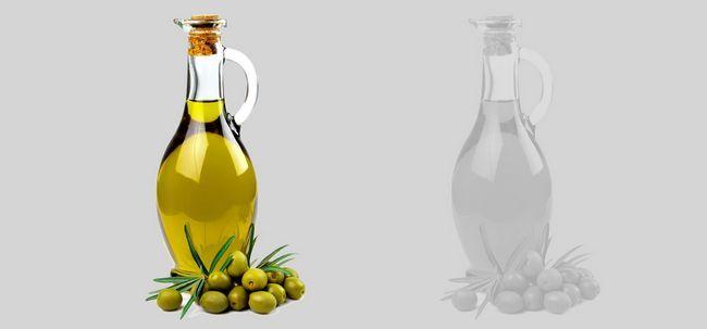 Wie Olivenöl verwenden Fettige Haut zu bekämpfen? Foto