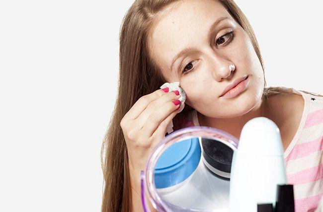 Makeup entferner