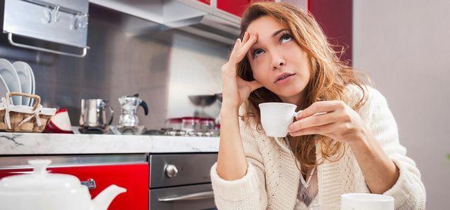 Ist Koffein eine Heilung für Kopfschmerzen und Migräne? Foto