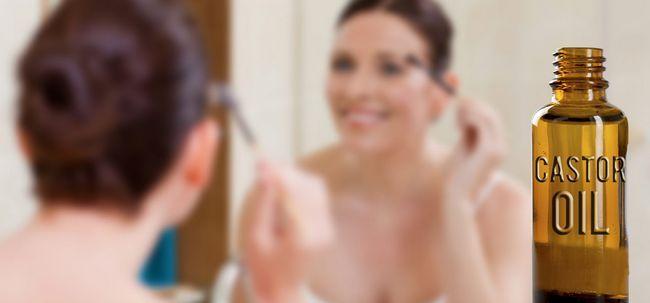 Ist Castor Oil Mit Wirkung für Augenbraue Wachstum? Foto