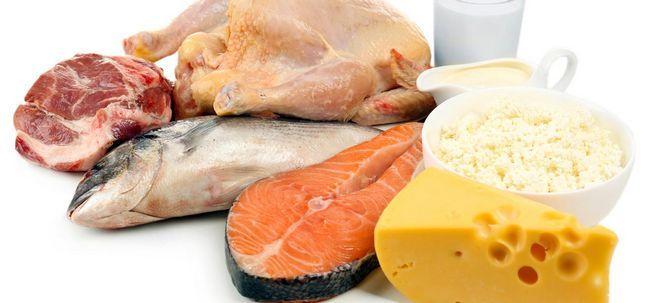 Ist High Protein-Diät sicher für Leber? Foto