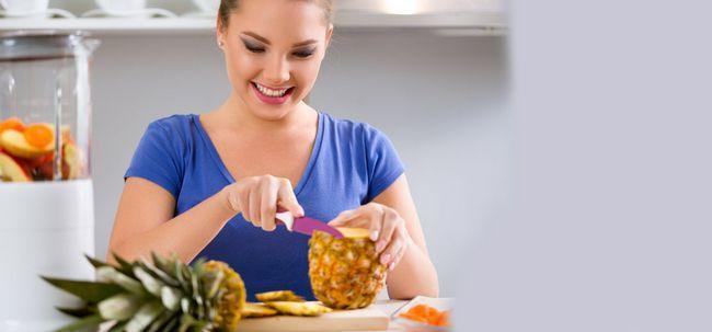 Ist Pineapple gut für Ihre Leber? Foto