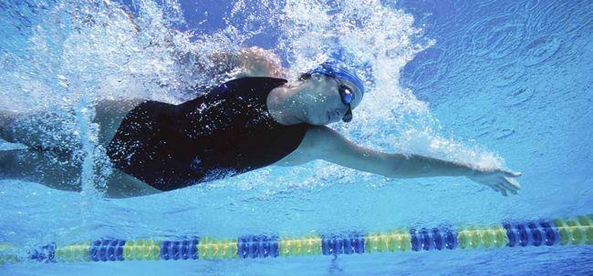 Schwimmen ist das Beste Cardio Workout überhaupt? Foto