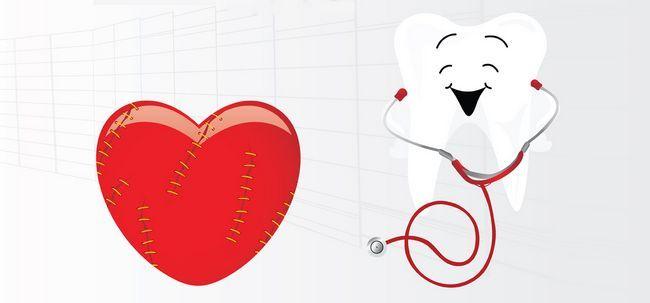 Gibt es einen Zusammenhang zwischen Mundgesundheit und Herzerkrankungen? Foto