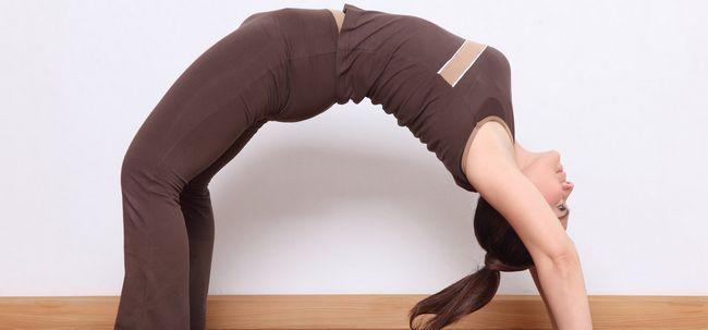 Iyengar Yoga - Was ist das und wie es zu üben? Foto