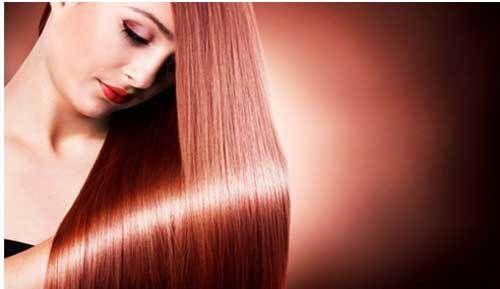 Japanische Haarglättung Tipps
