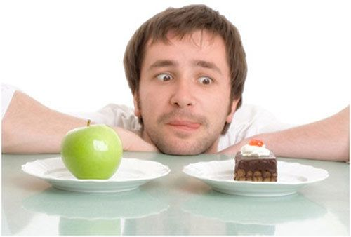Junk-Food-Diät