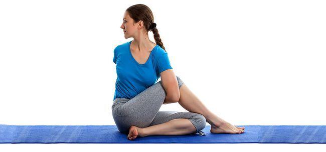 Halten Sie Ihre Nieren Perfekt in Form mit Yoga Foto