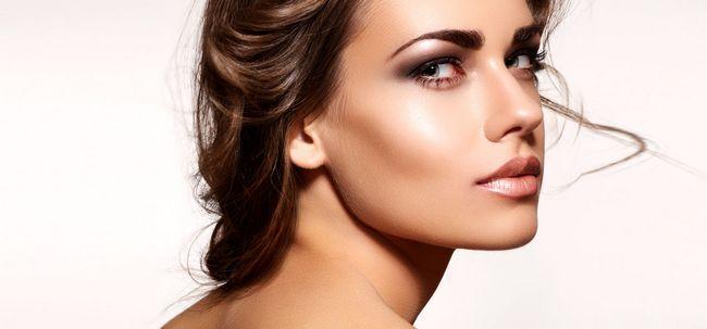 Zu wissen, alle haben Sie, um über die am Trending Make-up-Konzept für die Jahreszeit Foto